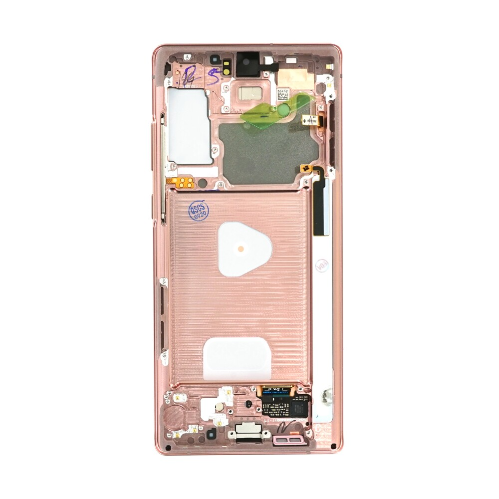 Display Lcd Samsung Note 20 SM-N980F bronze GH82-23733B GH82-23495B