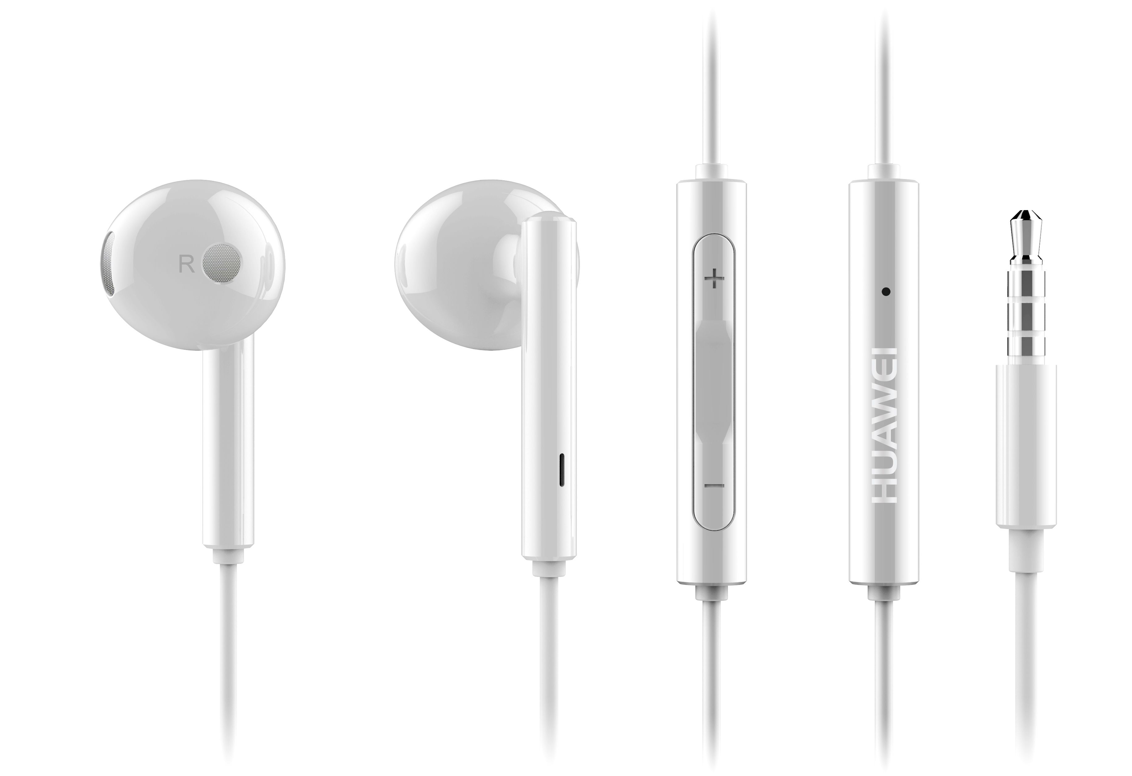 Auricolare Huawei AM115 In-Ear white 22040280