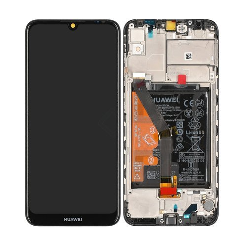 Display Lcd Huawei Y6s 2020 black con batteria 02353JJV