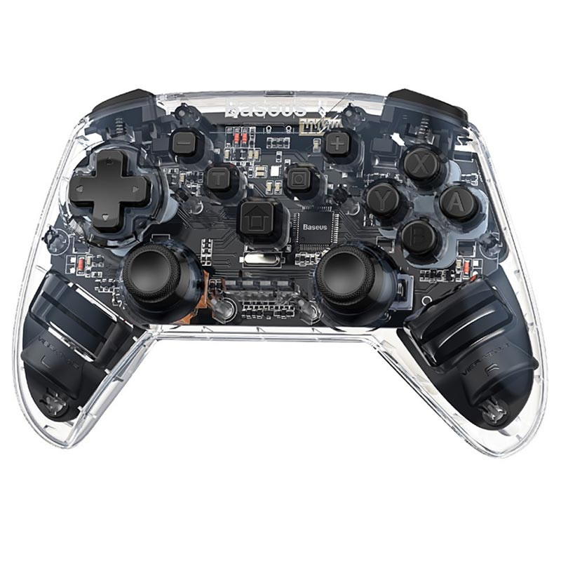 Gamepad wireless Baseus per console GMSWA-01sensing vibrating black