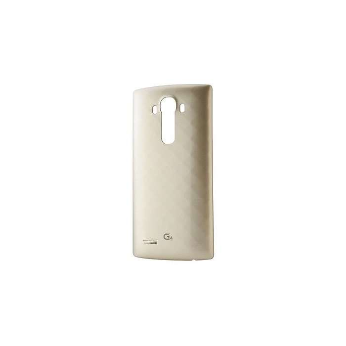 Cover batteria Lg G4 H815, H818 gold con NFC