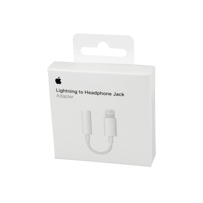 Adapter Apple MMX62ZM/A from lightning to jack 3.5mm