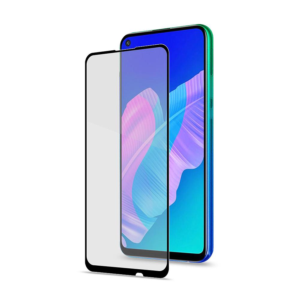 Pellicola vetro Celly Huawei P40 Lite E / Y7p full glass FULLGLASS912BK